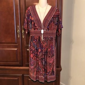 Size 14 London Times cute and comfy dress